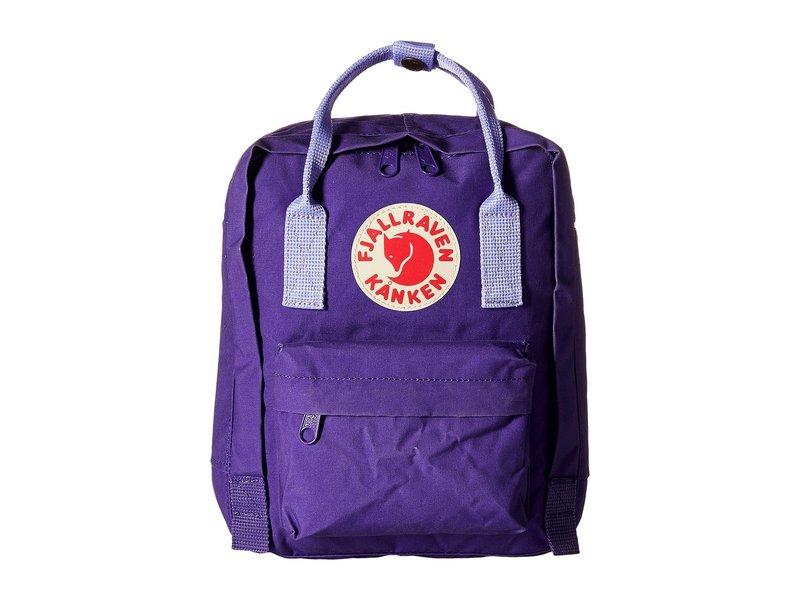 フェールラーベン メンズ バックパック・リュックサック バッグ Knken Mini Purple/Violet