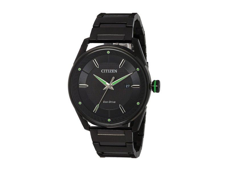 シチズンウォッチ メンズ 腕時計 アクセサリー BM6985-55E Drive Black