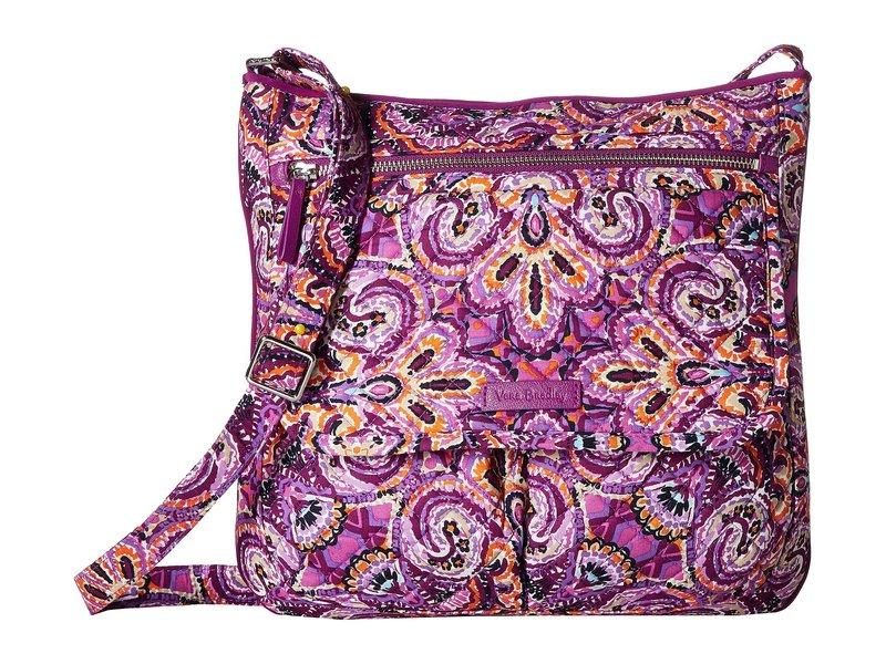 ベラブラッドリー レディース ハンドバッグ バッグ Iconic Mailbag Dream Tapestry