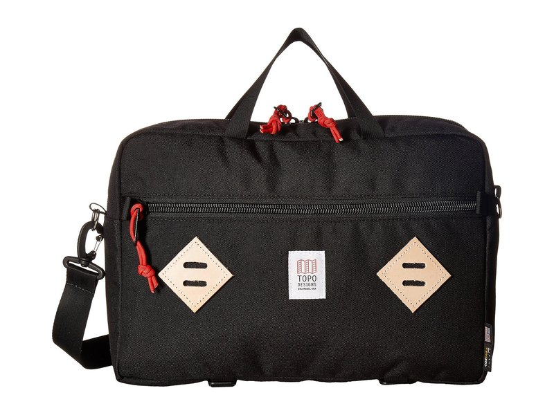 トポ・デザイン メンズ PC・モバイルギア アクセサリー Mountain Briefcase Black