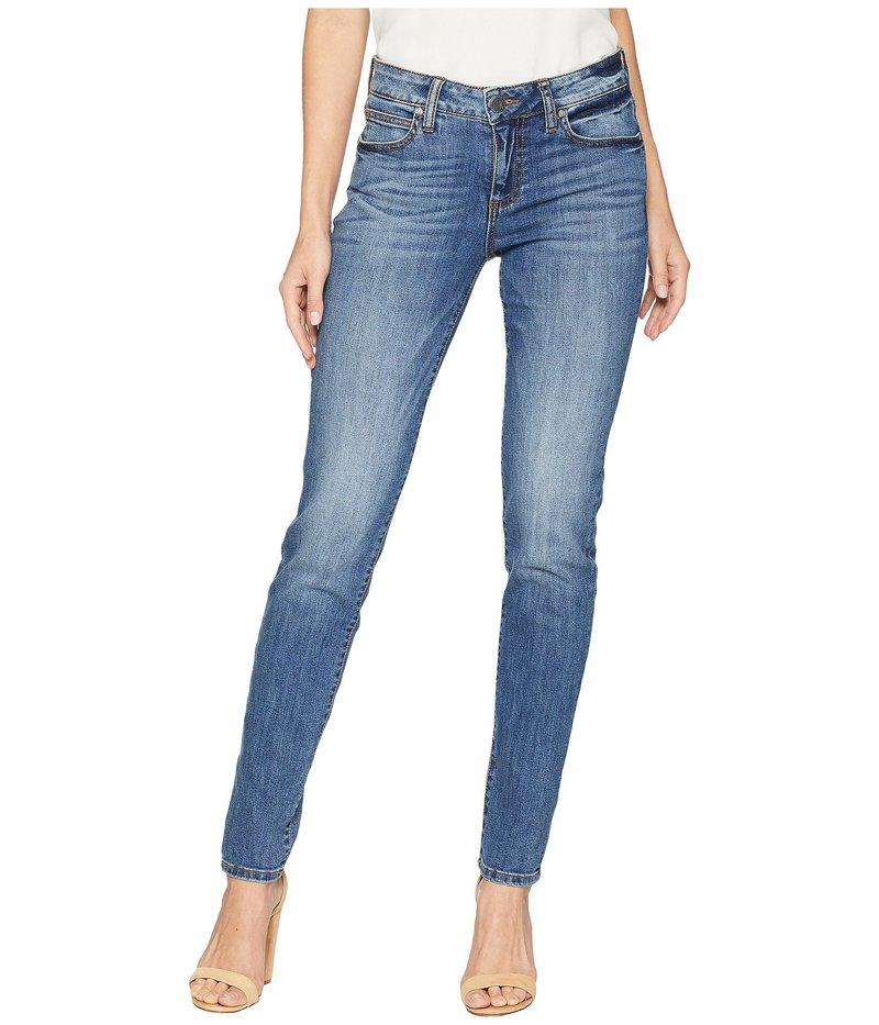 カットフロムザクロス レディース デニムパンツ ボトムス Diana Kurvy Skinny Jeans in Perfection Perfection/Medium Base Wash
