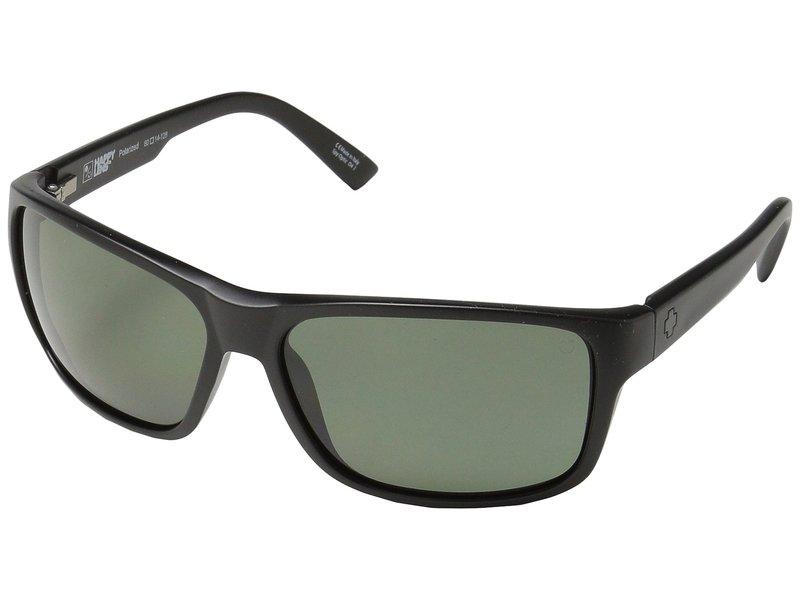 スパイオプティック メンズ サングラス・アイウェア アクセサリー Arcylon Matte Black/Happy Gray Green Polar
