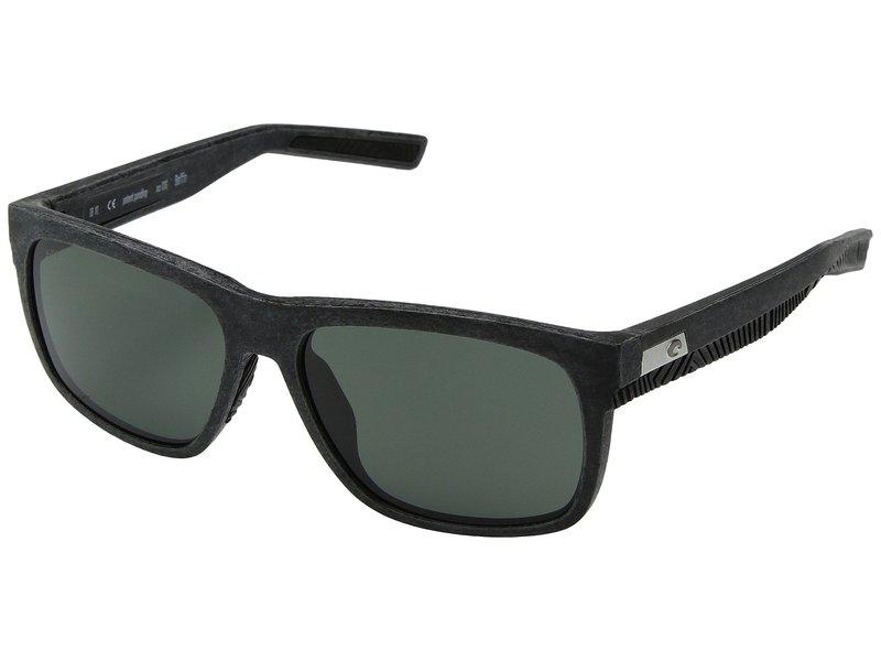 コスタ メンズ サングラス・アイウェア アクセサリー Baffin Net Gray/Black Rubber Gray 580G