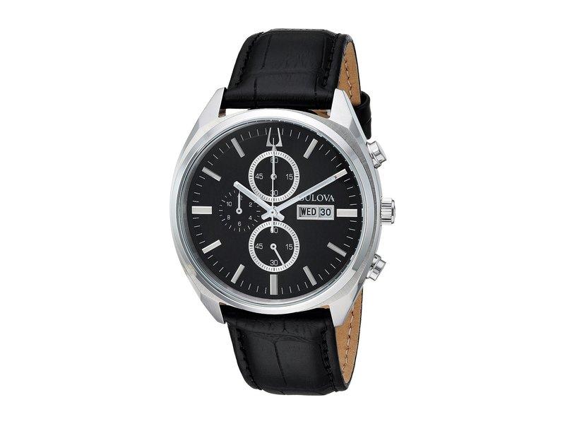 ブロバ レディース 腕時計 アクセサリー Classic Surveyor - 96C133 Stainless