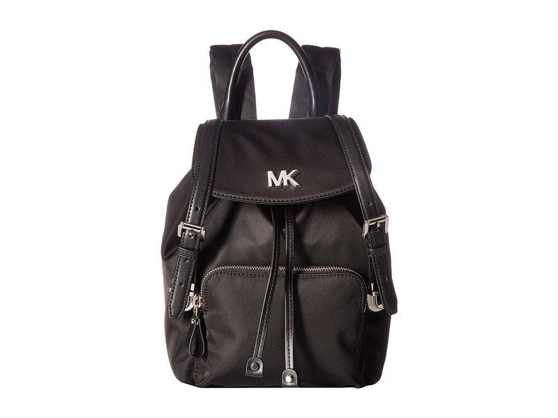 マイケルコース レディース バックパック・リュックサック バッグ Beacon Small Backpack Black