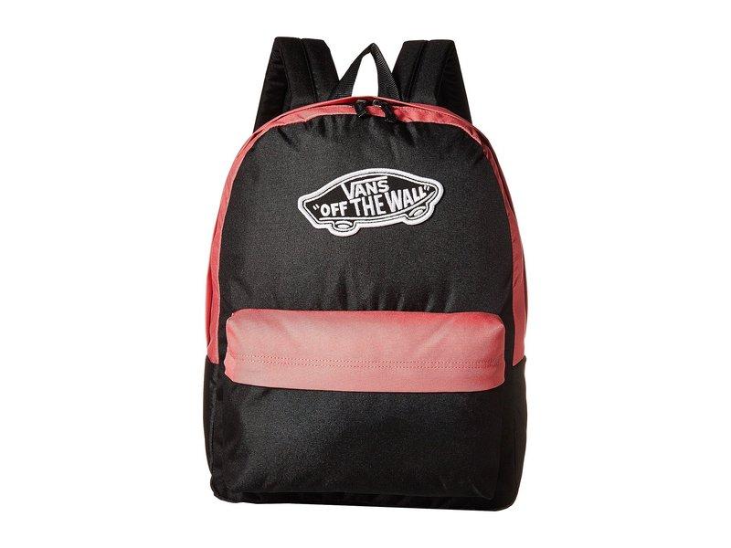 バンズ メンズ バックパック・リュックサック バッグ Realm Backpack Black Desert Rose