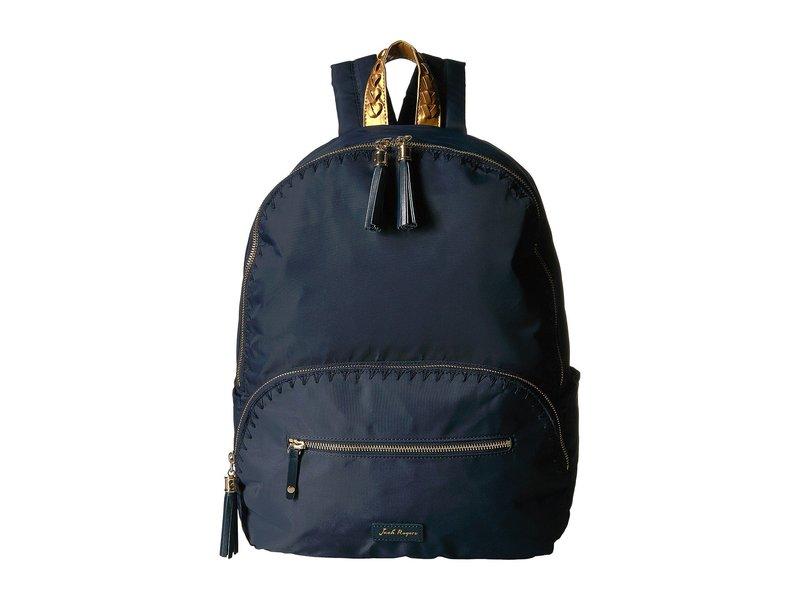 ジャックロジャース レディース バックパック・リュックサック バッグ Brooklyn Backpack Midnight