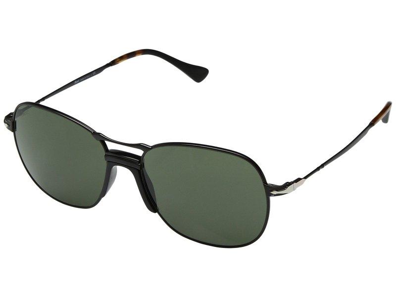 ペルソル メンズ サングラス・アイウェア アクセサリー 0PO2449S Black/Green