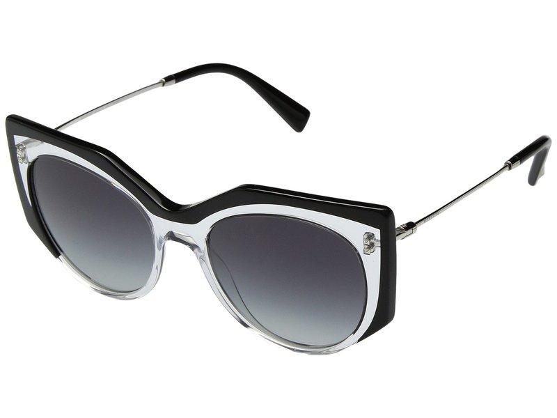 ヴァレンティノ レディース サングラス・アイウェア アクセサリー 0VA4033 Crystal Black/Silver/Smoke Gradient