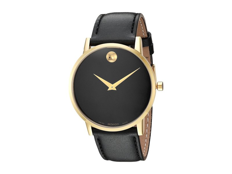モバド メンズ 腕時計 アクセサリー Core Museum Classic - 0607271 Yellow PVD