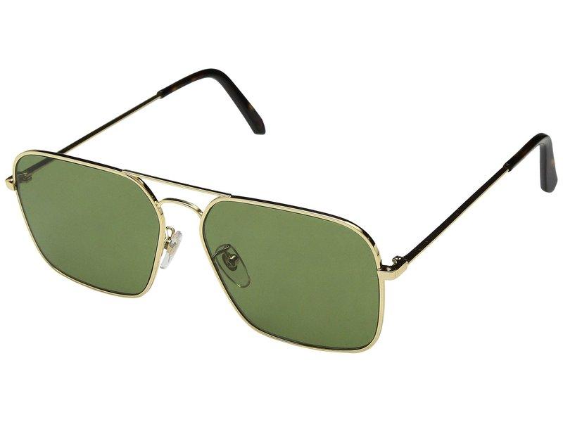 スーパー メンズ サングラス・アイウェア アクセサリー Iggy 58mm Green Havana
