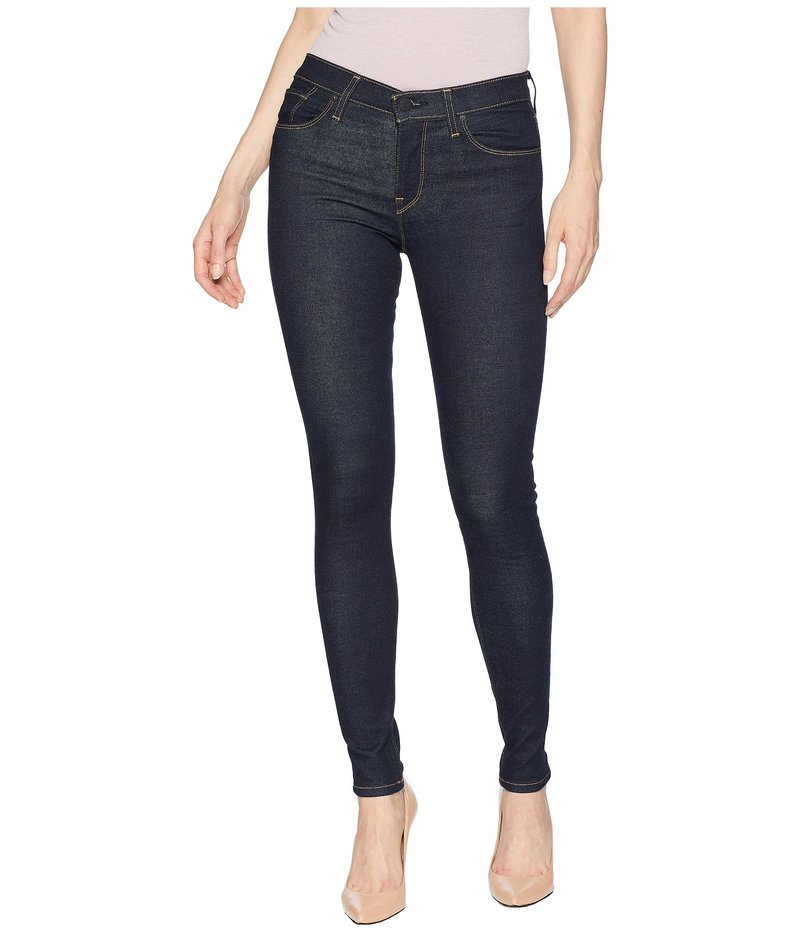 ハドソン レディース デニムパンツ ボトムス Nico Mid-Rise Super Skinny Jeans in Sunset Blvd Sunset Blvd