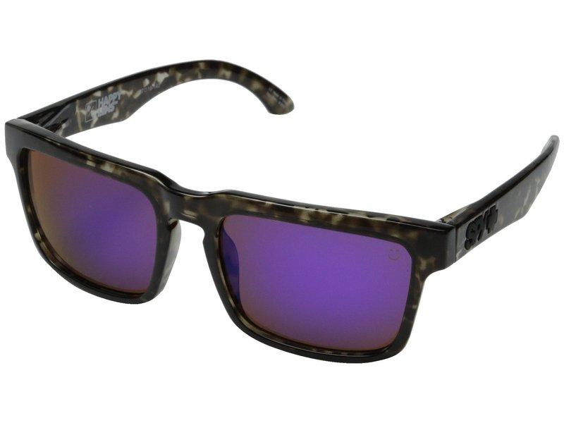 スパイオプティック メンズ サングラス・アイウェア アクセサリー Helm Smoke Tort/Happy Bronze w/ Purple Spectra