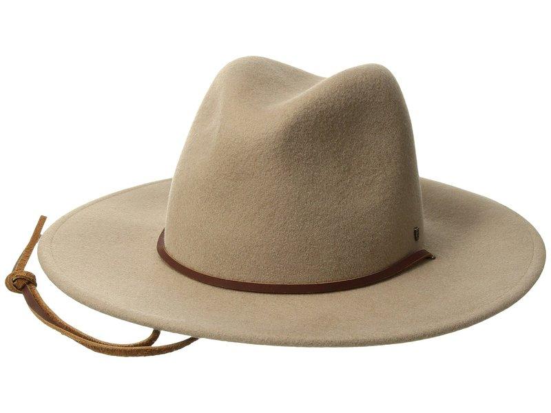 ブリクストン メンズ 帽子 アクセサリー Field Hat Fawn