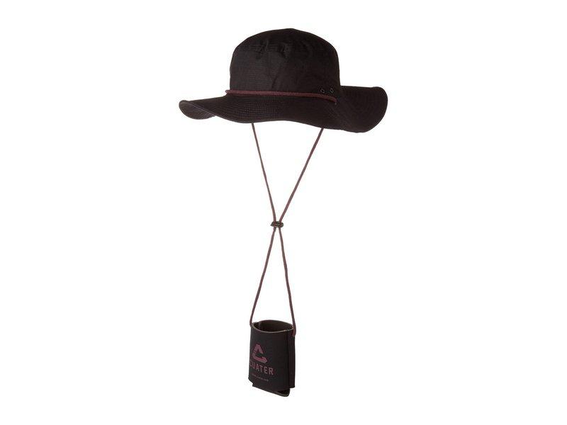 トラビスマヒュー メンズ 帽子 アクセサリー Frizzled Black