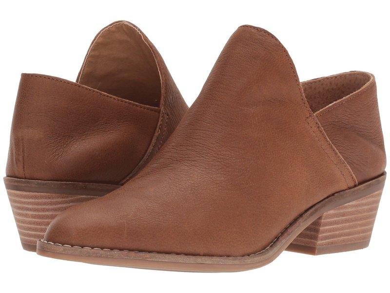 ラッキーブランド レディース ブーツ・レインブーツ シューズ Fausst Cedar Leather