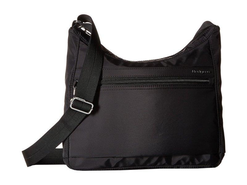 ヘドグレン レディース ハンドバッグ バッグ Harper's RFID Shoulder Bag Black