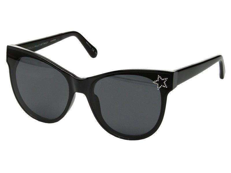 ステラマッカートニー レディース サングラス・アイウェア アクセサリー SC0100S Black/Grey
