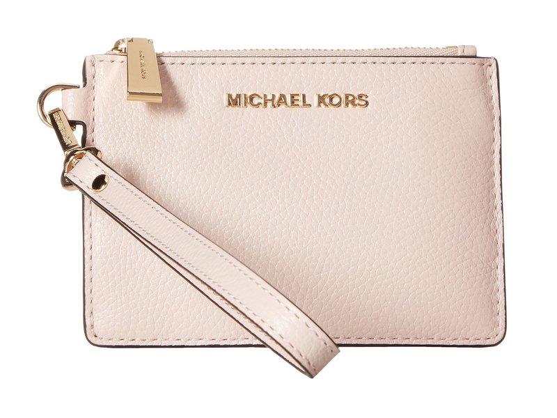 マイケルコース レディース 財布 アクセサリー Mercer Small Coin Purse Soft Pink