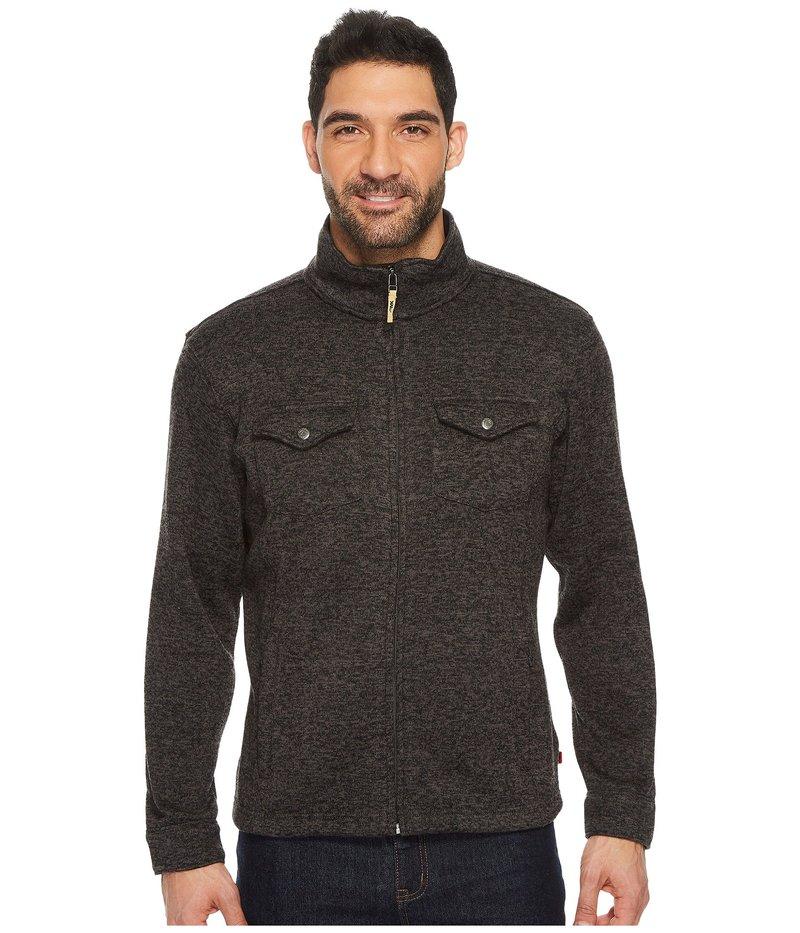 マウンテンカーキス メンズ ニット・セーター アウター Old Faithful Sweater Black