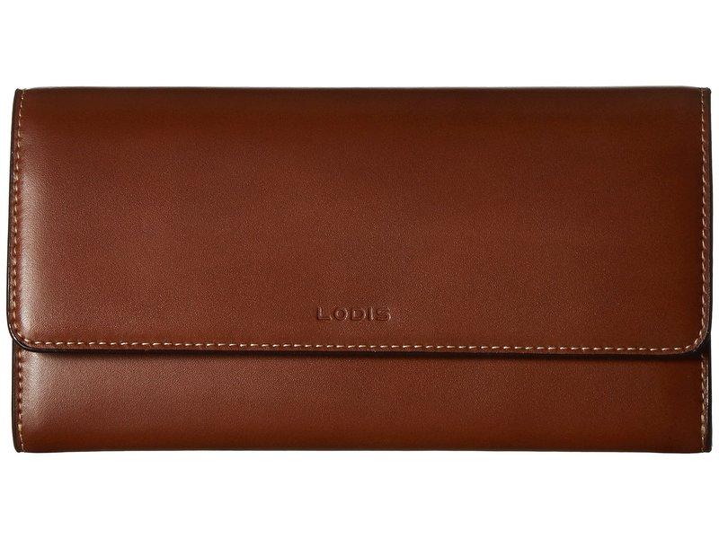 ロディス レディース 財布 アクセサリー Audrey Under Lock & Key RFID Luna Clutch Wallet Sequoia/Papaya