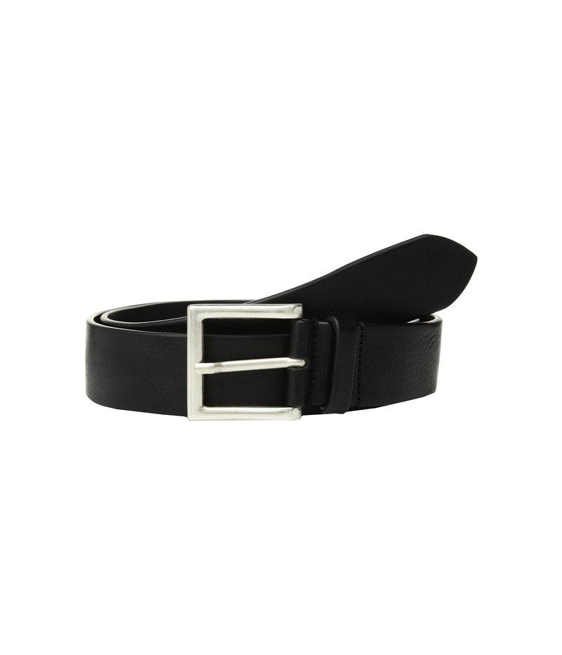 トゥーブート メンズ ベルト アクセサリー Belt (40mm) Black