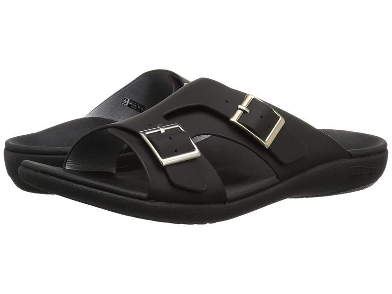 スペコ レディース サンダル シューズ Brighton Slide Sandal Black