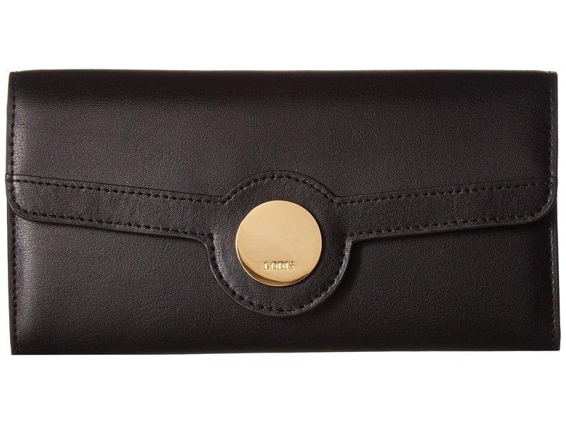 ロディス レディース 財布 アクセサリー Rodeo RFID Luna Clutch Wallet Black