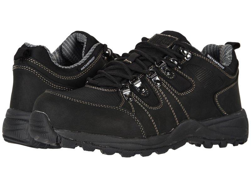 ドリュー メンズ スニーカー シューズ Canyon Black Leather