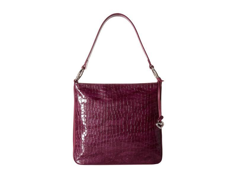 ブライトン レディース ハンドバッグ バッグ Cher Shoulder Bag Guavaberry