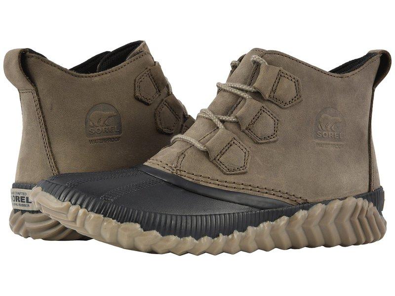 ソレル レディース ブーツ・レインブーツ シューズ Out 'N About Plus Major Full Grain Leather