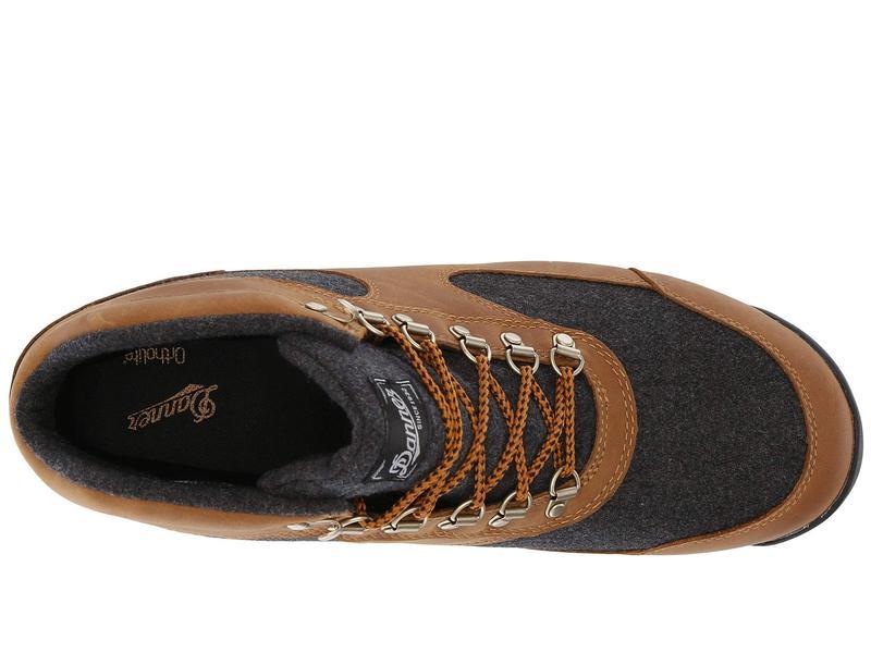 8746eaab9e5 Danner men boots rain boots shoes Jag Wool Elk Brown
