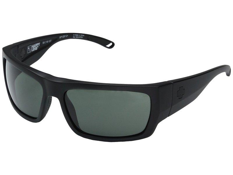 スパイオプティック メンズ サングラス・アイウェア アクセサリー Rover Matte Black Ansi RX/Happy Gray Green