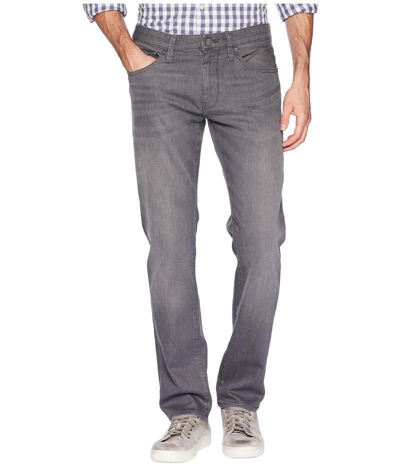 マーヴィ ジーンズ メンズ デニムパンツ ボトムス Marcus Slim Straight Leg in Light Grey Brooklyn Light Grey Brooklyn