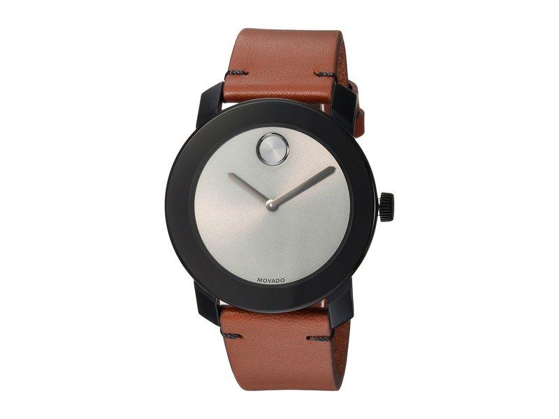 モバド メンズ 腕時計 アクセサリー Bold - 3600442 Black TR90/Stainless Steel