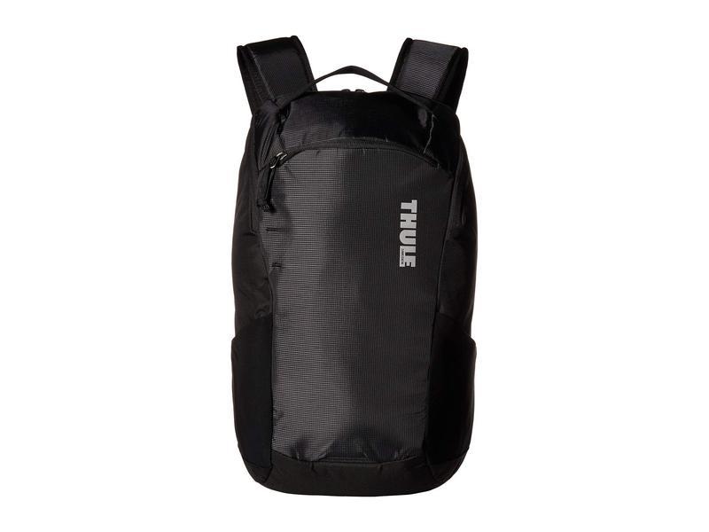 スリー メンズ バックパック・リュックサック バッグ EnRoute Backpack 14 L. Black