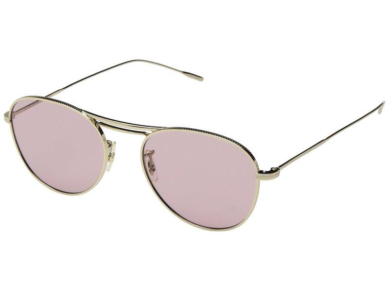 オリバーピープルズ メンズ サングラス・アイウェア アクセサリー Cade Gold/Pink