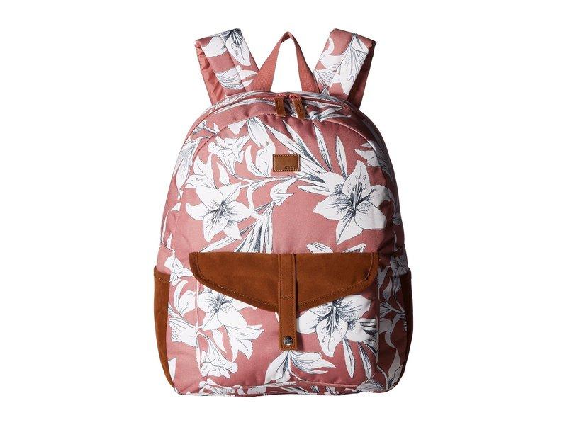 ロキシー レディース バックパック・リュックサック バッグ Carribean Backpack Withered Rose Lily House