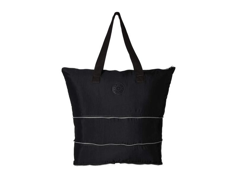 キプリング レディース ハンドバッグ バッグ Imagine Packable Tote Black