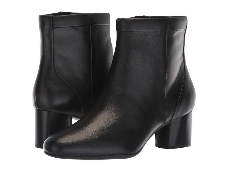 クラークス レディース ブーツ・レインブーツ シューズ Un Cosmo Up Black Leather