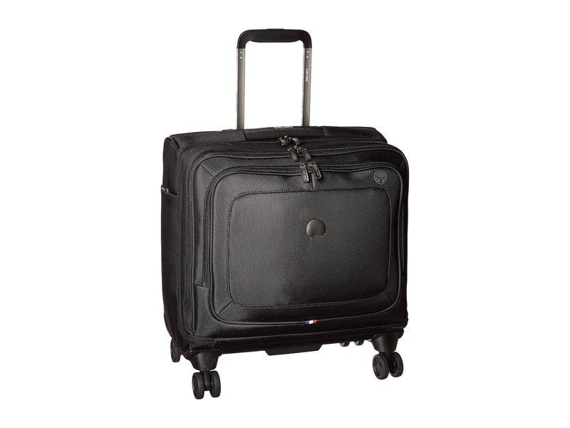 デルシー メンズ ボストンバッグ バッグ Cruise Lite Softside Spinner Tote Bag Black
