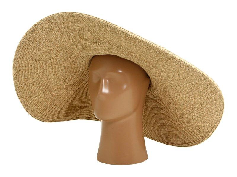 サンディエゴハット レディース 帽子 アクセサリー UBX2535 Ultrabraid XL Brim Sun Hat Toast 2