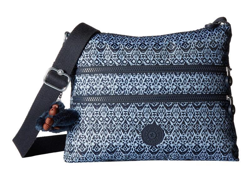 キプリング レディース ハンドバッグ バッグ Alvar Crossbody Bag Geometric Bliss