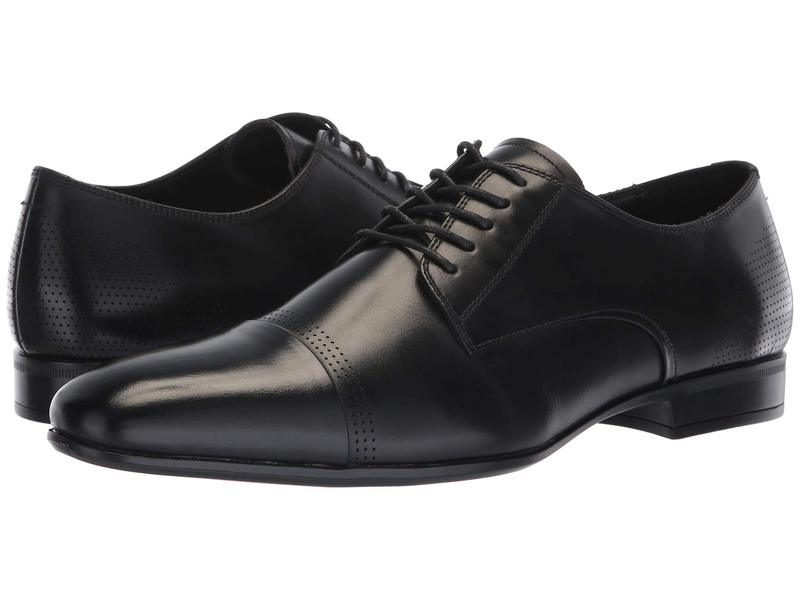 アルド メンズ オックスフォード シューズ Respress Black Leather