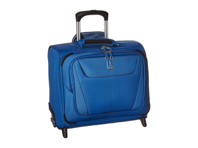トラベルプロ メンズ ボストンバッグ バッグ Maxlite 5 - Carry-On Rolling Tote Azure Blue