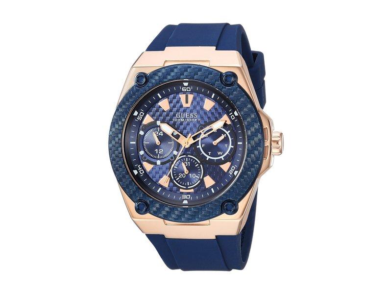 ゲス メンズ 腕時計 アクセサリー U1049G2 Blue