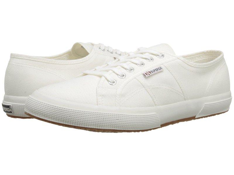 スペルガ メンズ スニーカー シューズ 2750 COTU Classic Sneaker White