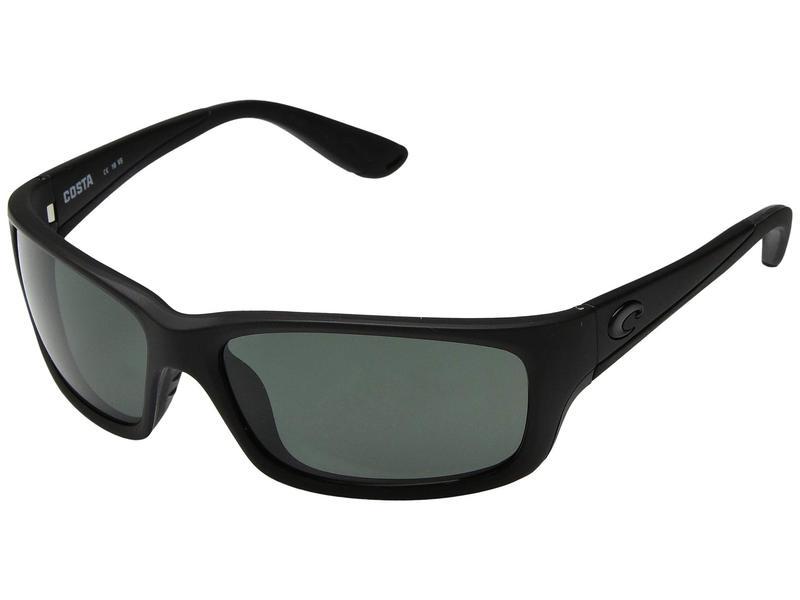 コスタ メンズ サングラス・アイウェア アクセサリー Jose Blackout Frame/Gray Glass W580