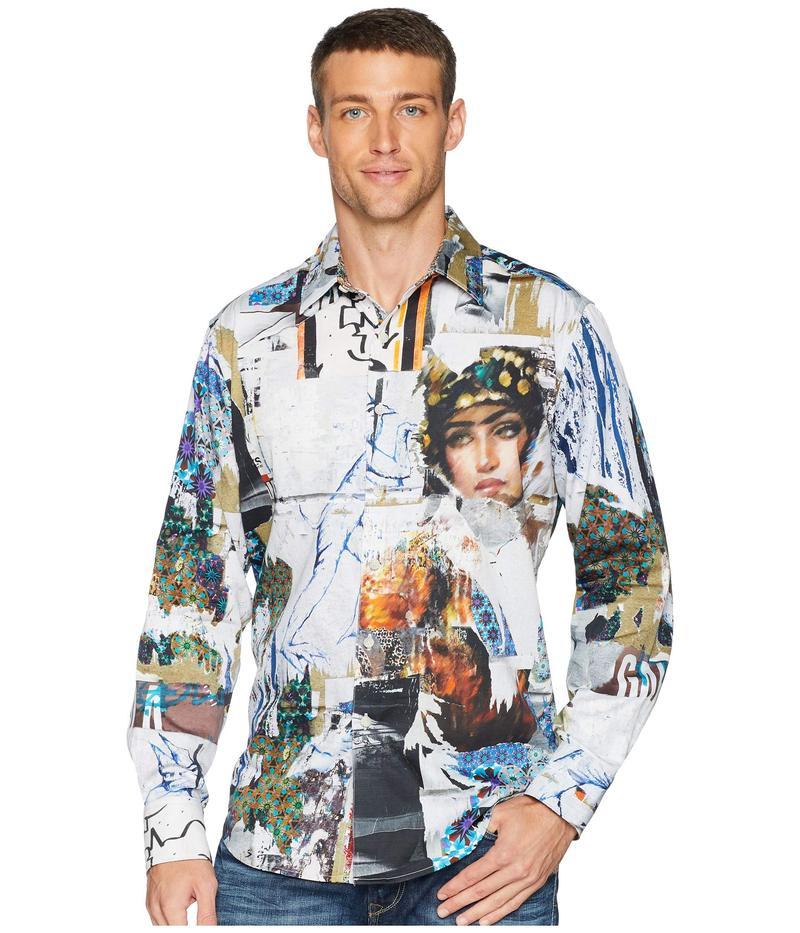 ロバートグラハム メンズ シャツ トップス Ashlar Stone Shirt Multi