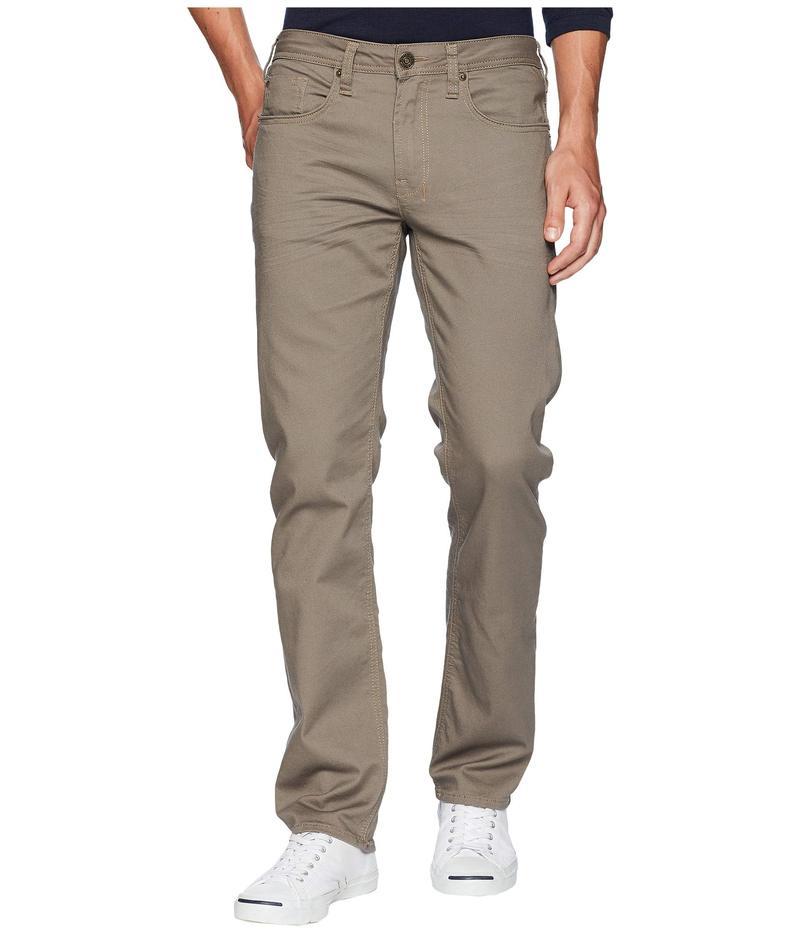 バッファロー・デイビッド・ビトン メンズ デニムパンツ ボトムス Six-X Straight Leg Jeans in Dark Sage Dark Sage